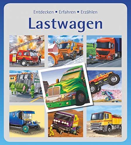 Lastwagen - Entdecken Erfahren Erzählen