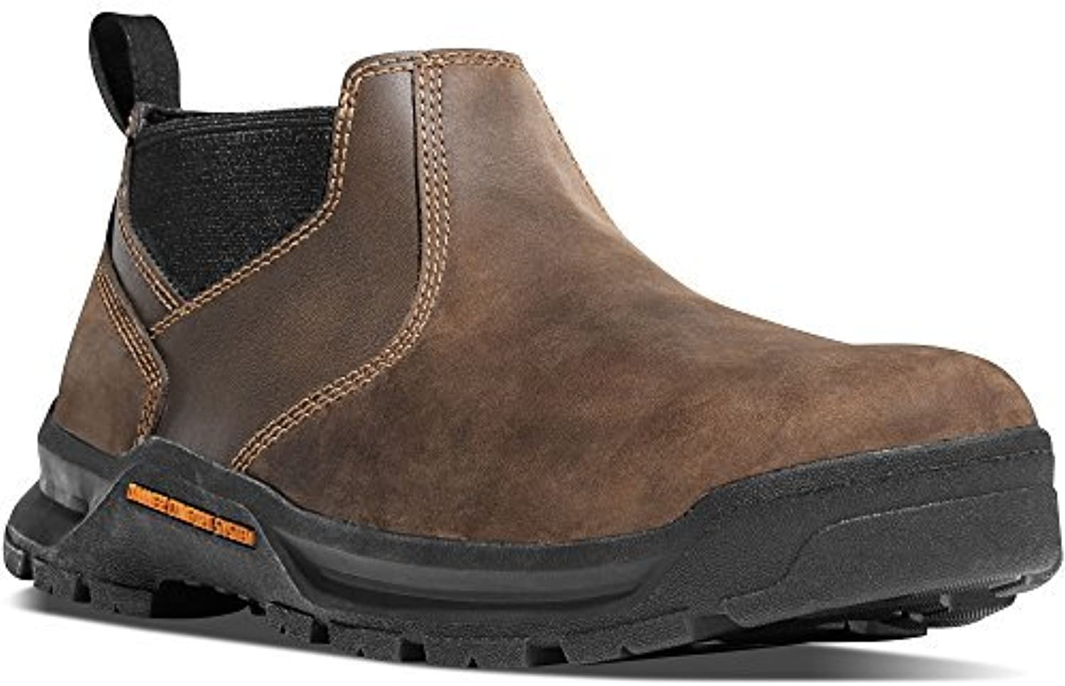 Danner Crafter Romeo 3  Brown (12441) Hot Work Boots Oil & Slip Resistant   Electrical Hazard Boot Leather