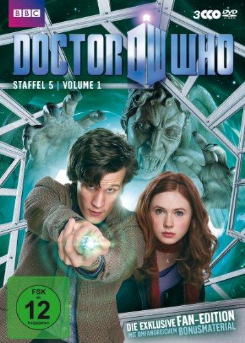 Doctor Who - Staffel 5.1 (Fan-Edition) (3 DVDs)