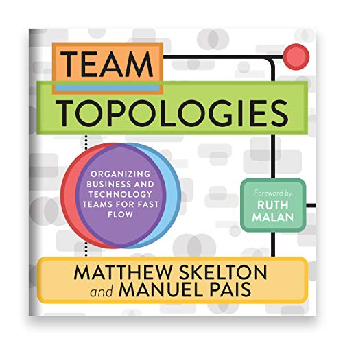Team Topologies: Organizing Business and Technology Teams for Fast Flow Audiobook By Matthew Skelton,                                                                                        Manuel Pais cover art
