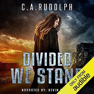 Page de couverture de Divided We Stand