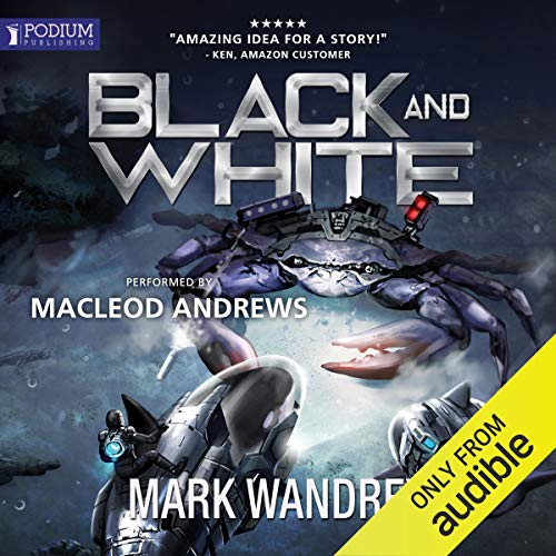 Black and White cover art