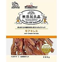 (まとめ買い)ドギーマン 無添加良品 牛アキレス 200g 犬用おやつ 【×3】