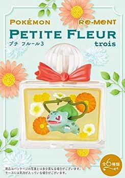 Pokemon Petite Fleur Trois 6Pack Box  Candy Toy