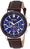 Hugo Boss uomo-Orologio da polso cronografo orologio 1513187