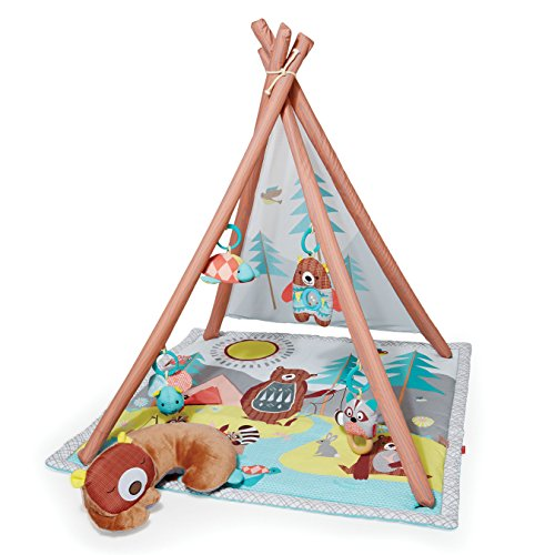 Camping Cubs Activity Gym mobile product short list 9
