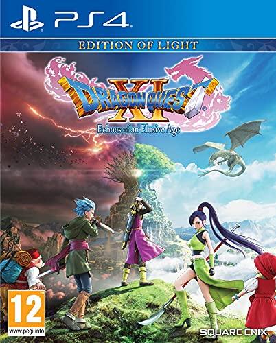 Dragon Quest XI PS-4 Ed. des Lichts UK Streiter des Schicksals [Importación inglesa]