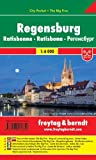 Regensburg, Stadtplan 1:6.000, City Pocket + The Big Five: Stadskaart 1:6 000 (freytag & berndt Stadtpläne)