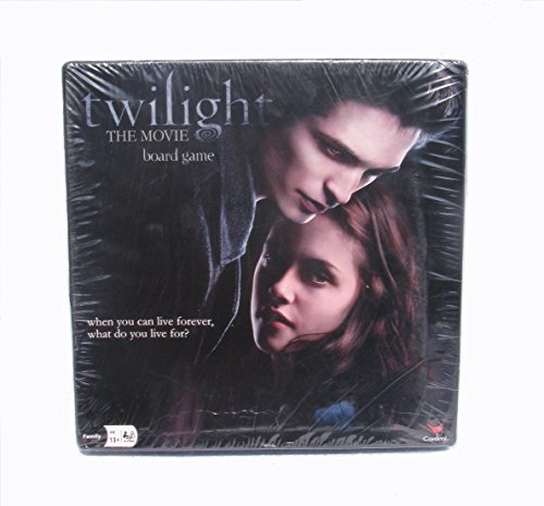 The Twilight Saga New Moon Movie Board Game by Cardinal Industries