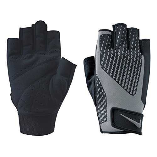 Nike men's Core Lock training gloves 2.0, Men, N.LG.38.032.LG, black/Coolgrey, L
