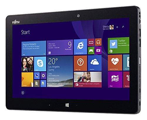 Fujitsu STYLISTIC Q665 256GB 3G Negro - Tablet (Tableta de tamaño completo, IEEE 802.11n, Windows, Pizarra, Windows 8.1 Pro, 64 bits)