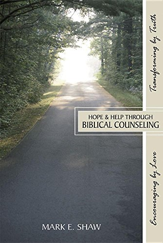 Hope and Help through Biblical Counseling
