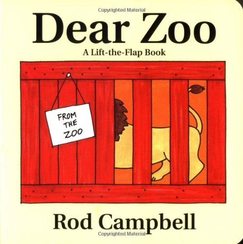 Dear Zoo: A Lift The Flap Bookの詳細を見る