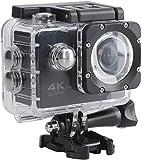 Cámara de acción Ultra HD 4K / 30fps WiFi 2.0 170D subacuática impermeable cámaras de grabación de vídeo Sport Cam