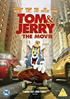 Tom & Jerry The Movie [DVD] [2021]