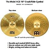 Immagine 1 meinl cymbals hcs18cr hcs piatto