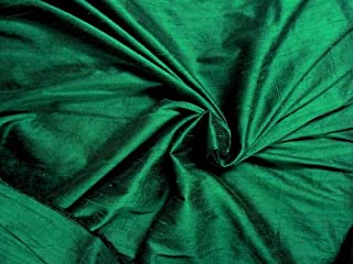 Best raw silk fabric colors Reviews