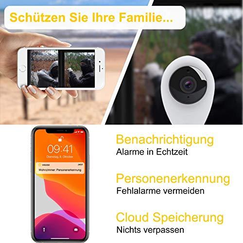 HiKam S6 mini drahtlose IP Überwachungs-Kamera - 4