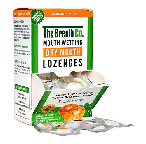 Atemfrische–Pastillen mit Sauerstoff gegen Mundgeruch - 2