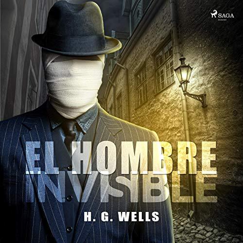 『El hombre invisible』のカバーアート