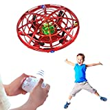 BIBIELF Drone for Kids, Mini Flying Toys Drone with Remote Control, Altitude Hold, 3D Flips, LED Lights, One Button for Takeoff/Landing, Great Gift for Boys and Girls