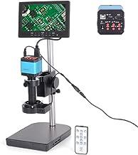 HAYEAR 14MP HDMI USB Digital Industry Microscope Camera 120X Zoon C-Mount Lens 8GB TF Card 7