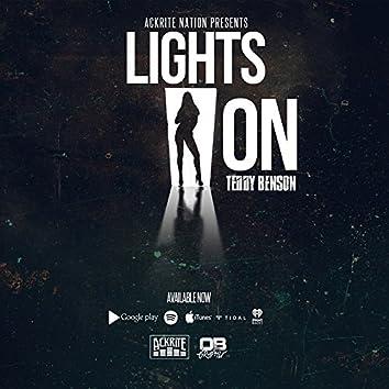 Lights On (feat. Lance Somerville)