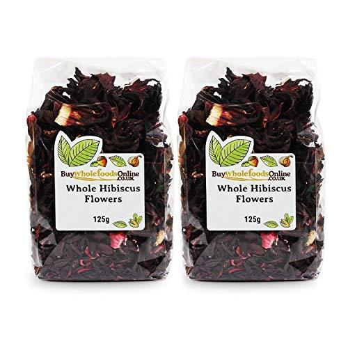 Whole Hibiscus Loose Tea 250g (Buy Whole Foods Online Ltd.)