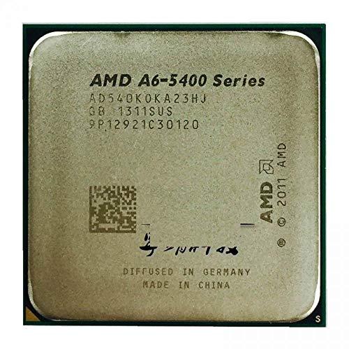 AMD A6-Series A6-5400 A6 5400 K 5400K 3,6 GHz Dual-Core CPU Prozessor AD540KOKA23HJ Sockel FM2