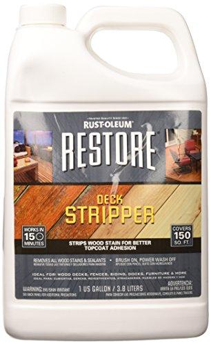 RUST-OLEUM 287912 Deck Wood Stripper