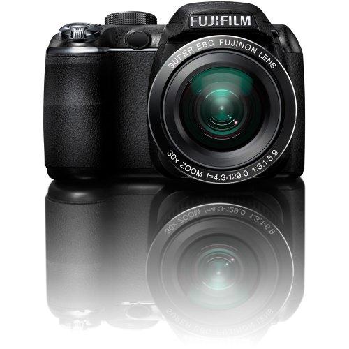 Fujifilm FinePix S4000 Cámara Puente 14 MP 1/2.3