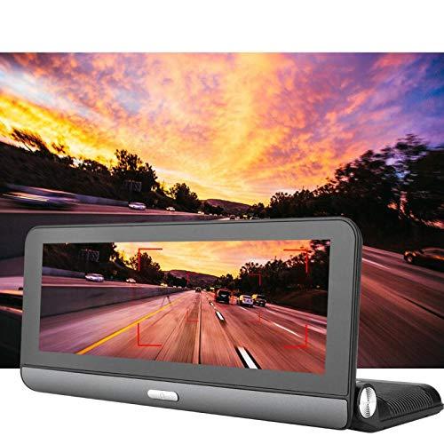 FOLOSAFENAR 781-4G Bluetooth Call Conveniente navegación GPS de 7 Pulgadas HD Bluetooth DVR, para una navegación Segura, para Muchos transportes, para automóviles