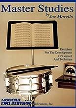 Best master studies by joe morello Reviews