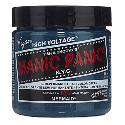 Manic Panic High Voltage Mermaid Classic Hair Color 118ml