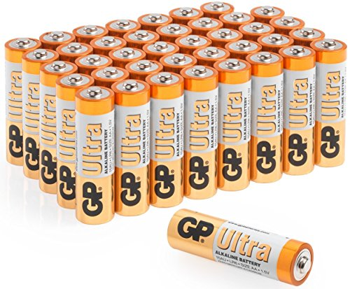 AA Batterien Party Pack 40 – GP Ultra (Alkaline)