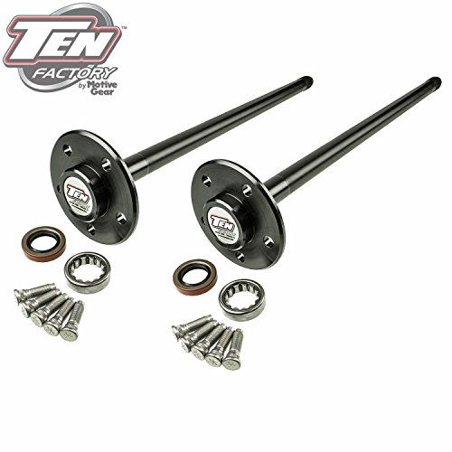 Motive Gear MG22187 Rear Kit; Compatible with Ford 8.8 99-04