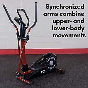 Body-Solid Best Fitness Crosstrainer Elliptical Machine (BFCT1)