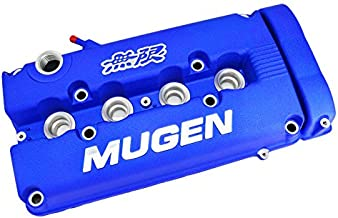 MUGEN Style Engine Valve Cover For B16 B18 HONDA CIVIC SI DOHC VTEC - BLUE