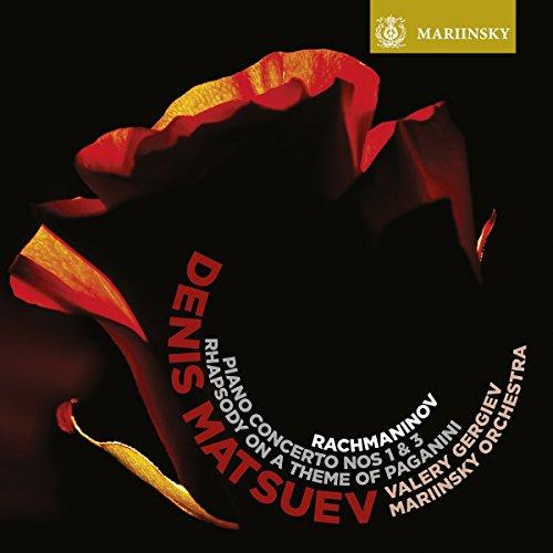 Concerto per pianoforte n.1 op.1, n.3 op.30; Rapsodia su temi di Paganini [Vinilo]
