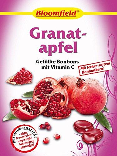 Bloomfield Bonbon Granatapfel gefüllt, 1er Pack (1 x 75 g)