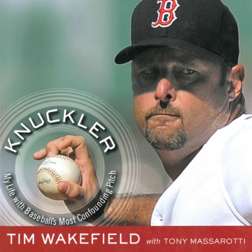 Knuckler audiobook cover art