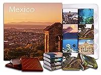 """DA CHOCOLATE キャンディ スーベニア """"メキシコ"""" MEXICO チョコレートセット 5×5一箱 (City)"""