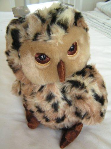 Animal Instincts Forest Friends Ollie Owl Larg