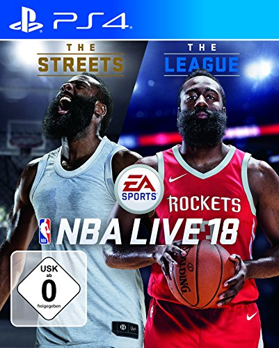 NBA LIVE 18: The One Edition - [PlayStation 4]