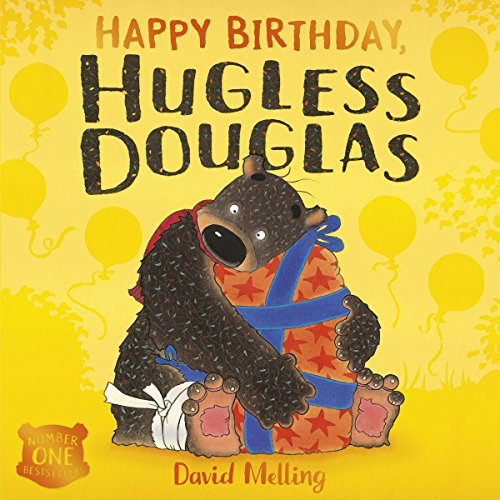 Hugless Douglas: Happy Birthday, Hugless Douglas! cover art
