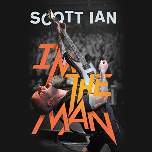I'm the Man audiobook cover art