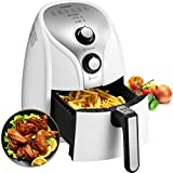 Comfee MF-TN2501-White MFTN-2501W Air Fryer, 2.6Qt, 01.White