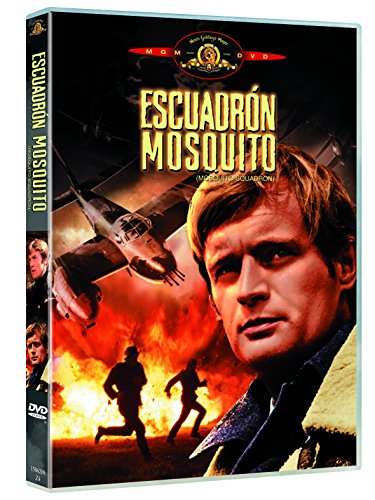 Escuadron Mosquito [DVD]