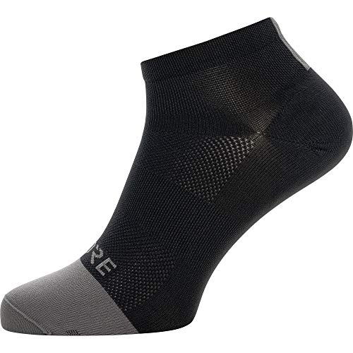 GORE WEAR M Calcetines unisex, Talla: 44-46, Color: negro/