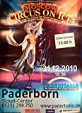 Moscow Circus In Ice Paderborn 2011 Konzert-Poster A1